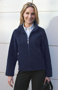 Dames Fleecejas Result Ladies Fleece Jacket